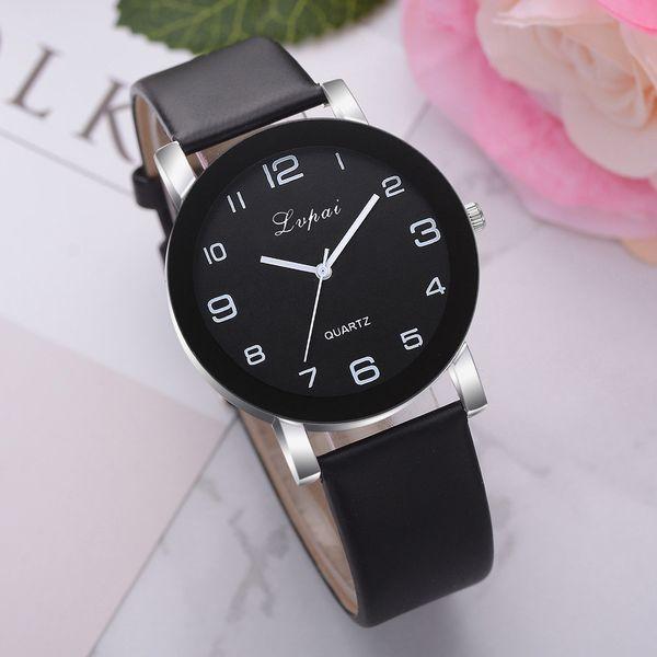 2019Woman's Watch Fashion Luxury Ladies Quartz Wristwatch Top Brand Leather Strap Watch Women Watches Reloj women watches luxury