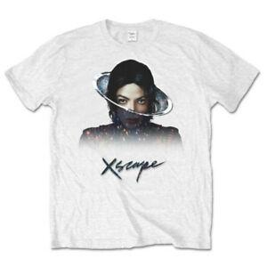Michael JArriverriveson 'Xscape' (Beyaz) Tişört - YENİ RESMİ!