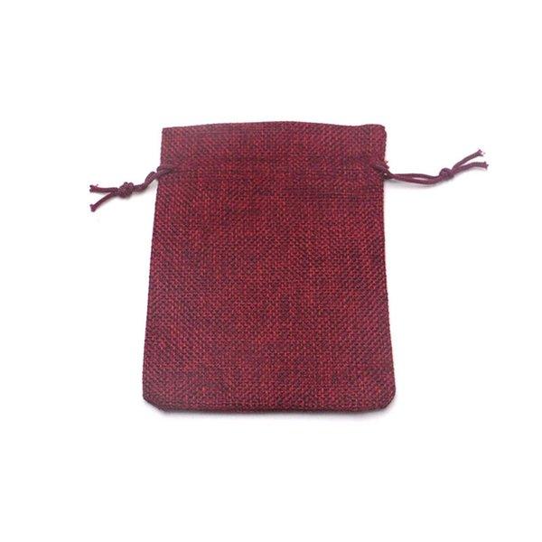 Color:dark red&Size:15x20cm