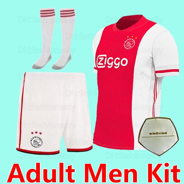 20 21 Adult men home socks patch1