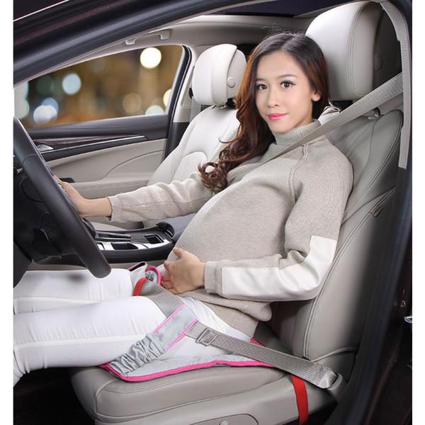 Автомобиль Anti-Tight поддержки ремня безопасности сиденья Подушка Специальный для беременных женщин Защита плоду Желудок Lift Пояс CZ