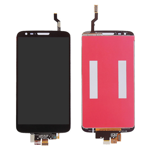 Original LCD For LG Optimus G2 D802 D805 Display Monitor Module Screen with Touch Screen Digitizer Assembly Replacement Parts For D800 D801