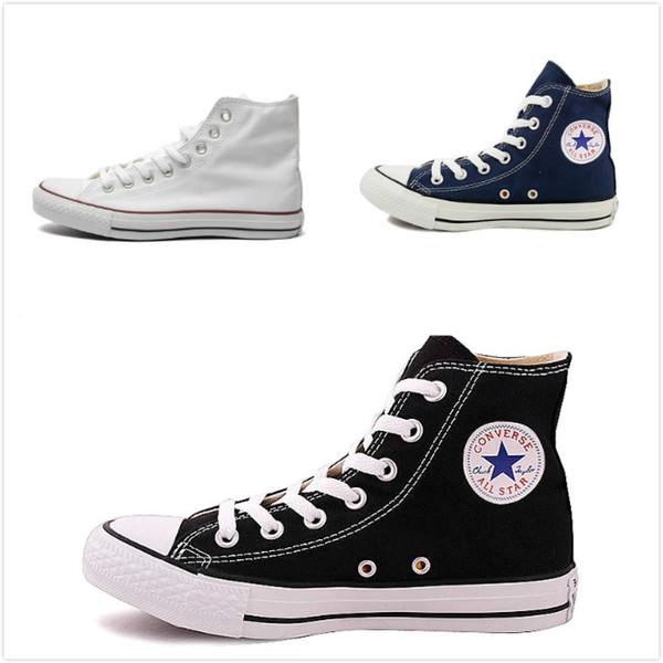 Designer Canvas Skateboard Schuhe Jungen Mädchen High Top Classic Skate Lässige Laufschuhe Chaussures pour enfants Espadrilles