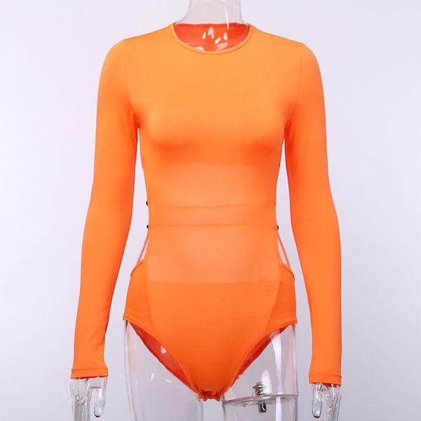 неоновый оранжевый-S