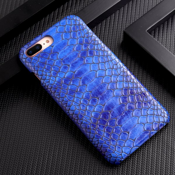 Luxury Snakeskin Phone Case 3D Fashion phone cover for IPhone X XS MAX XR Designer Apple phone case