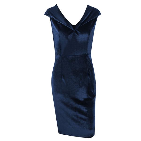 Moda Off Omuz Zarif Kadın Elbise Kıyafetler Örgün Balo Kadife BODYCON Elbise Akşam Parti Casual Vintage Kokteyl Seksi