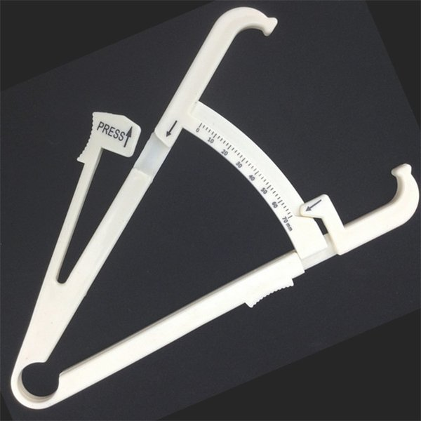 Body Fat Testers Weight Loss Fat Caliper Measurement Tool Accurate Calipers Measure Keep Slim Healthy Fitness Fat Monitor Analyzer