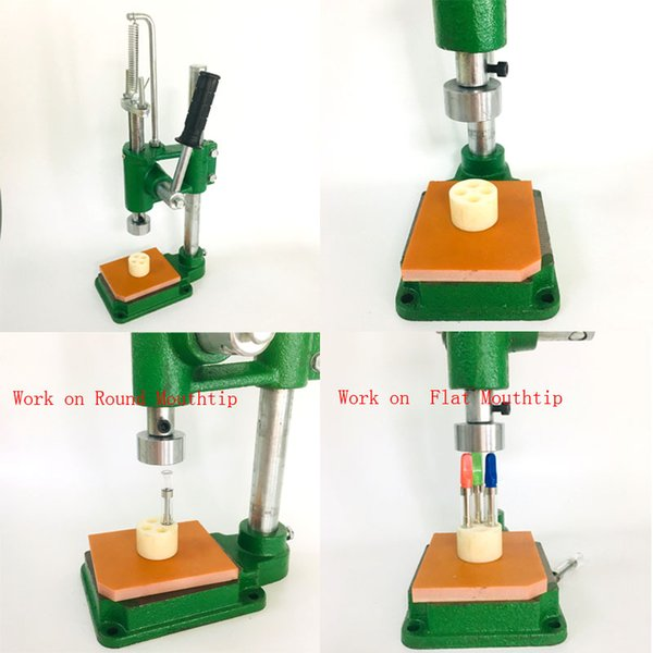 Pressa per cartucce Dank Vapes Moonrock Pure One Eureka 150mm * 220mm * 360mm Presse in punta M6T10 Penne per vaporizzatore