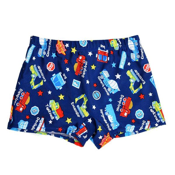 1PCS Little Boys Quick Dry Beach Swimwear Shorts Baby Kid Child Swimming Trunks Swimsuit Summer Cartoon Printed Toddler Hot