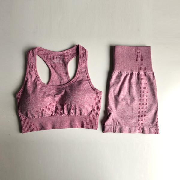 Pinnk Bra Shorts