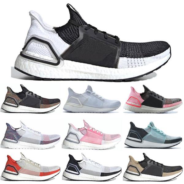 Adidas Ultraboost 19 Schuh Sneaker Damen Grey Three Grey