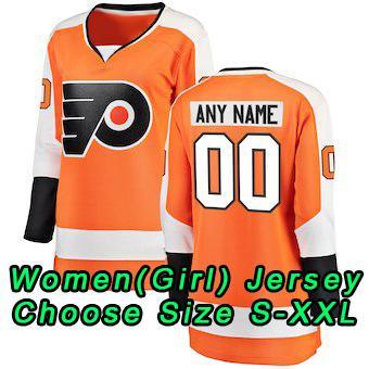 Orange Femmes: Taille S-XXL