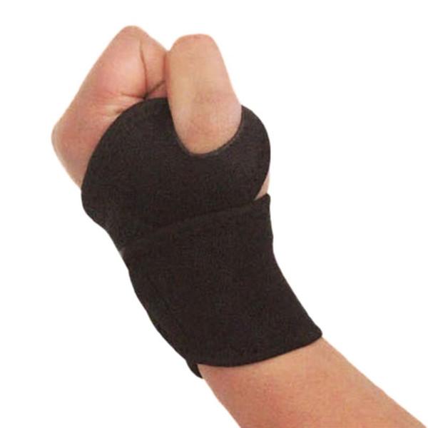 1pcs traspirante Brace stecca del tunnel carpale Artrite supporto per il polso distorsione Per Fitness Sport Wristband