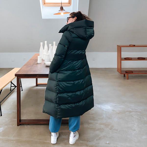 liser Downcotton court paragraphe hiver des femmes 2019 nouvelle version coréenne du coton veste pain manteau coton lâche épais DT191104