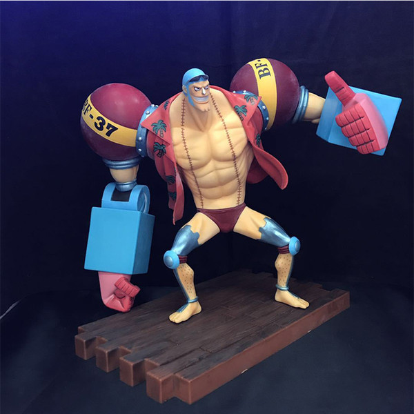 2019 Anime ONE PIECE SA Second Generation Francis Two Years Later The New  World PVC Action Figure Model Toys 20cm From Sunnysleepvip1, $57 08 |