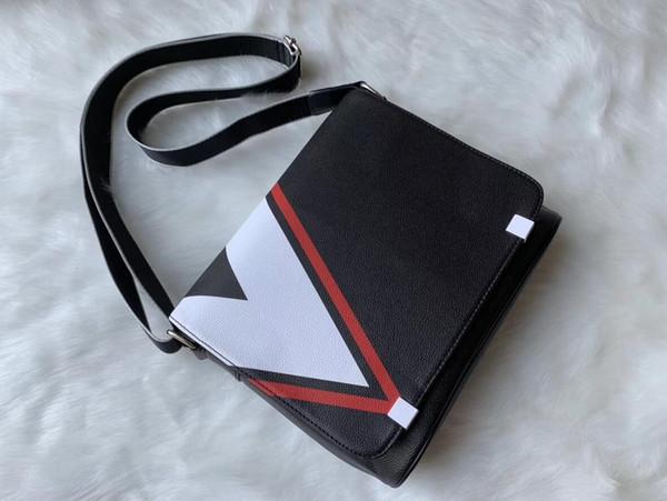 Homens Messenger Bags Sacos Bandoleira Pu couro dos homens ombro marca de qualidade para homens bolsas de negócios Pastas HT007