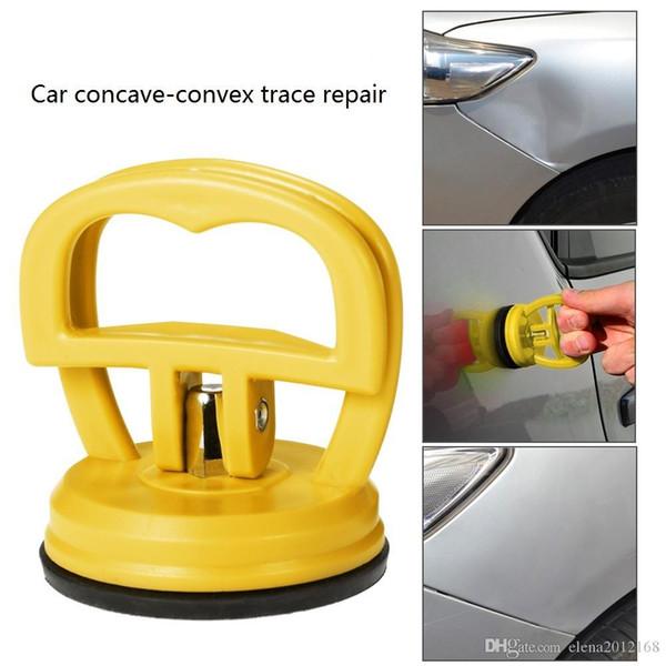 Mini carrosserie réparation Dent Remover Puller Outils Fort Ventouse Peinture Dent Repair Tool Kit de réparation de voitures en verre Ventouse