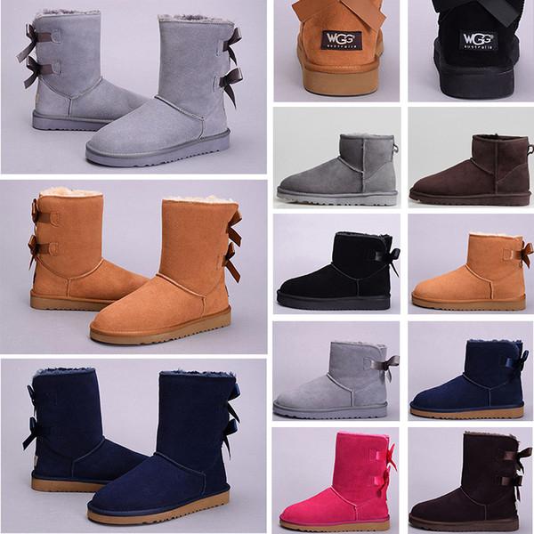 luxury womens designer boots wgg ankle australian boots