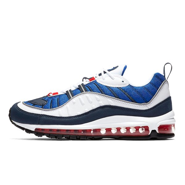 air max 98 nike rouge off white