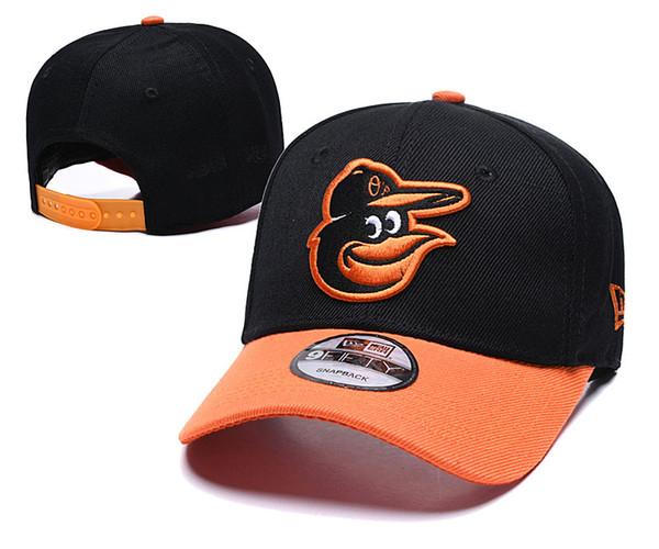 Cappellino da baseball all'ingrosso-nuovo Arizona Diamondbacks Cappello da baseball Atlanta Braves Era Baseball Snapback Baltimore Orioles