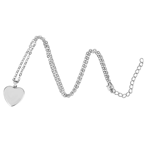 Love You MOM Necklace Glass Heart Shape Necklace Pendants Best Mom Ever Fashion Jewelry Mother Gift Will and Sandy 3313