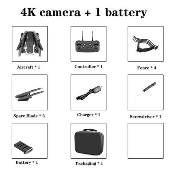 4K+Portable Bag