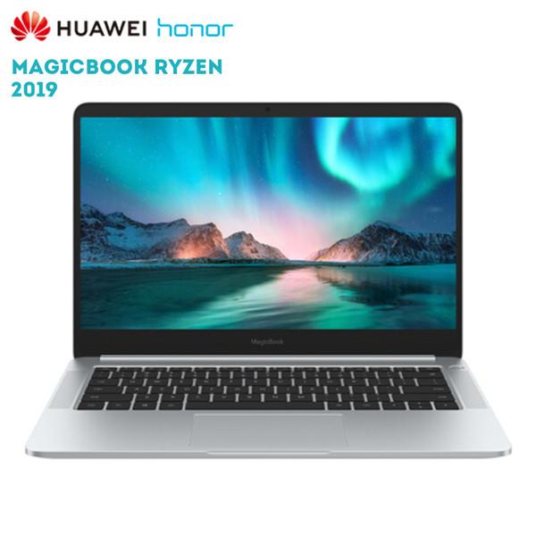 Ordenador portátil original Huawei Honor MagicBook 2019 de 14 pulgadas con Windows 10 AMD Ryzen 5 3500U 8GB 256GB PCIe NVMe SSD Radeon Vega 8 PC
