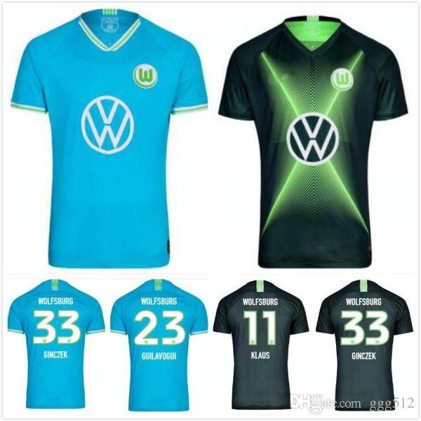 19 20 Wolfsburg futbol forması 2019 20 Ana Sayfa GINCZEK 23 GUILAVOGUI Futbol formaları Away MEHMEDI KALUS MALLI STEFFEN WEGHORST Futbol unifo