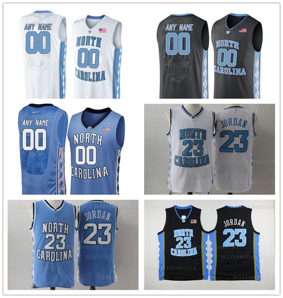 promo code 03899 f7921 2019 2019 NCAA North Carolina Tar Heels Cole Anthony Harris Armando Bacot  Jeremiah Francis Blue Basketball Jerseys College Custom Jersey Stitched  From ...