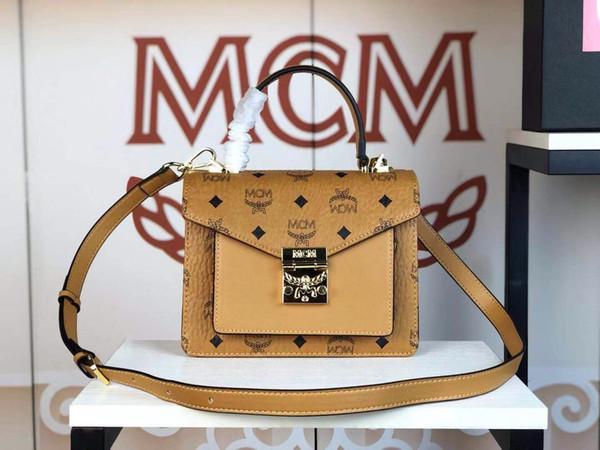 Классическая дизайнерская сумка из новой роскошной сумки из модной кожаной сумки на одно плечо большой вместимости может косо носить номер: 113 93518
