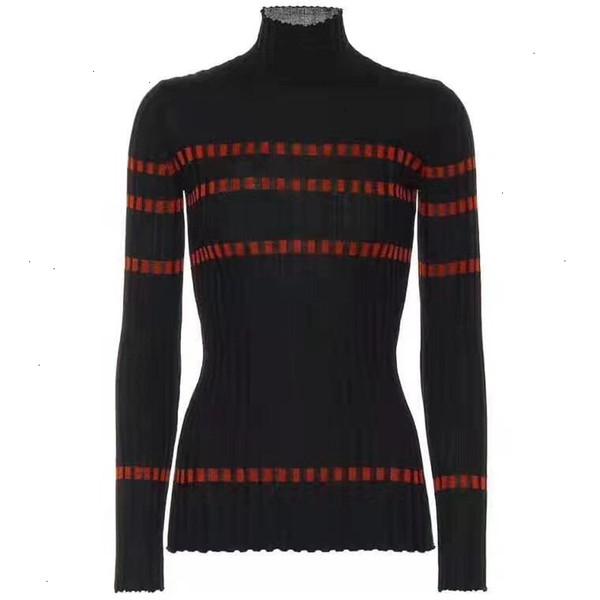 Suéter de la mujer, así ocasionales del tamaño suéter S-L cómodo caliente WSJ000 # 112929 imiles