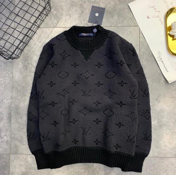 2020 nuevo diseñador de la llegada de las mujeres para hombre de la moda de invierno de la marca con capucha informal suéter Streetwear Topcasual hoodies B104077D libre del envío