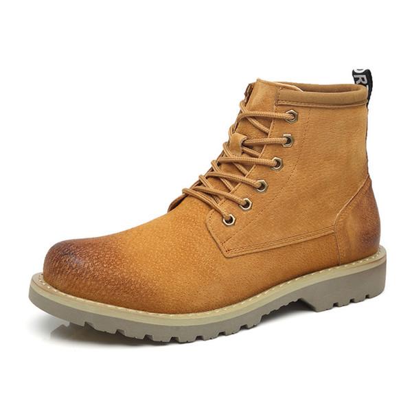 Martin Boots, Herrenstiefel, Herrenschuhe, High Uppers, Herren-Schneestiefel, Socken, Socken, Freizeit-Arbeitsstiefel