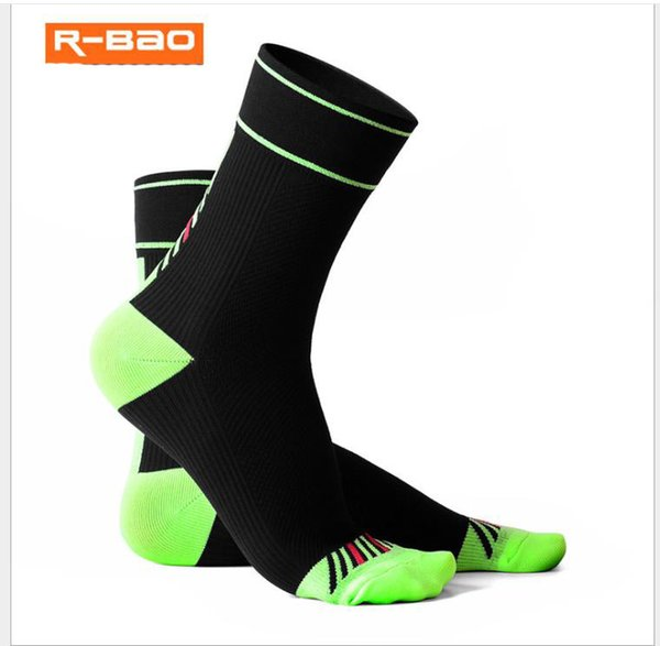 autumn and winter new riding socks, moisture wicking compression socks, non-slip