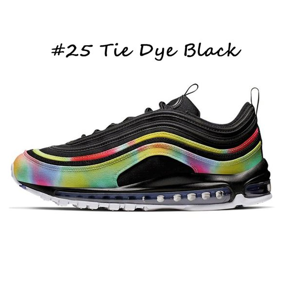 #25 Tie Dye Black