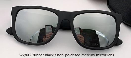 622 / 6G резина черная / неполяризованная