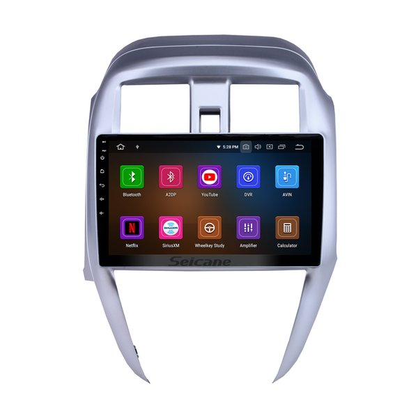8-core 10.1 Inch Android 9.0 Car Radio GPS Navigation for 2015 2016 Nissan Old Sunny Bluetooth WIFI USB AUX support DVR OBD2 Car DVD