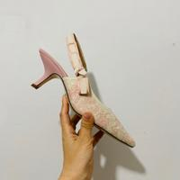Nude / SALTO rosa 6.5cm