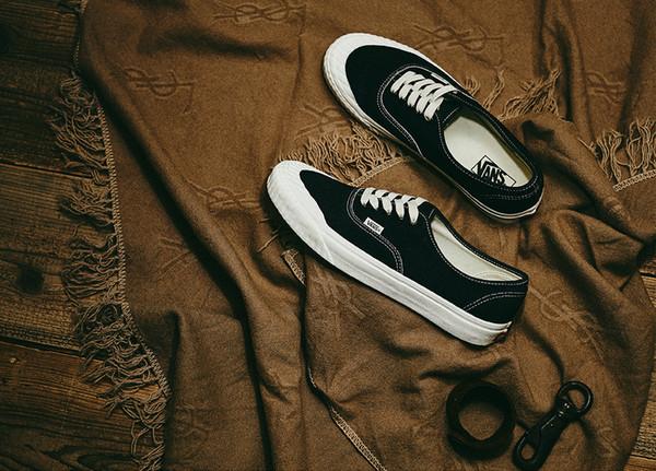 69995b18b7622 New Vans Authentic 138 Vintage Military Sk8 hi Reissue Men Casual shoes  Skate Canvas Sports mens