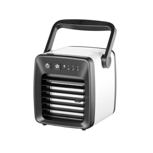 Ventilador de enfriamiento evaporativo personal del refrigerador de agua del coche USB del escritorio casero mini