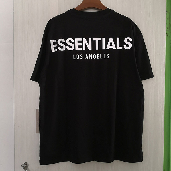 T-shirt noir Essentials