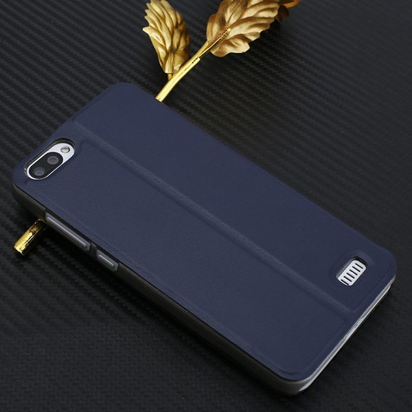 Cell Phone Clamshell Holster Anti-fall Phone Easy to install and remove. Case For Soft Blackview A7 Solid