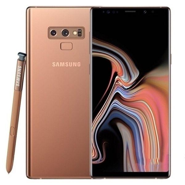 "Original Unlocked Refurbished Samsung Galaxy Note9 Note 9 64G ROM 6G RAM LTE Octa Core 6.4"" Dual 12MP NFC HD Video Player Mobile Phone"