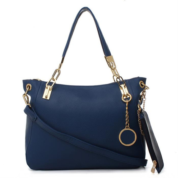 2019 brand new Handbag Fashion Leather Handbags Women Tote Shoulder Bags Lady Leather backpack Handbags Bags purse Wallet #8875 mk