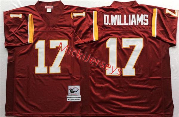 17 Doug Williams