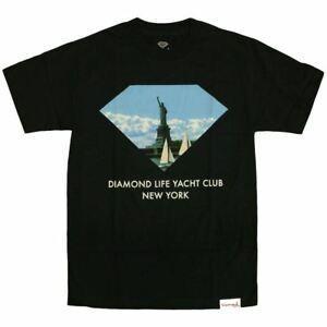 Elmas Tedarik Co New York Yat Kulübü T Gömlek BlaMen