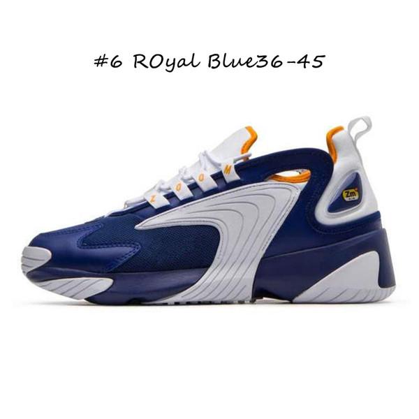 # 6 ROyal Blue36-45