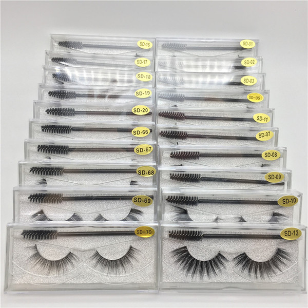 SD Lash Pick up and leave style NO.
