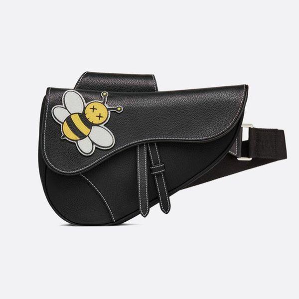 Hot Selling Female Couple Fashion High Quality Handbag Designer Hip-Hop Cross Pocket Saddle Bag
