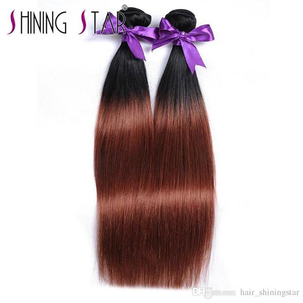 реальные бразильские человеческие волосы сияющая звезда дешевые горячие продажи Бразилии высокого качества бразильские волосы 3 утка